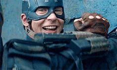 Chris Evans || Steve Rogers || Captain America