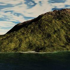 #grafica #grafica3d #maxon #photoshop #paesaggi #paesaggio #immagini #disegno #adobe #cinema4d #dream #sogno #modellazione #modellazione3d  #immagini3d  #c4d #montagna  #collina  #mare  #oceano  #foresta  by fattore_g