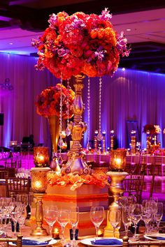 25 Stunning Wedding Centerpieces - Part 13 by Belle The Magazine