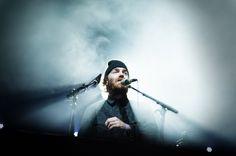 Chet Faker live op Lowlands 2014. #music