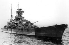 PRINZ EUGEN - 23 April 1941 Damaged by magnetic mine in the Fehmarn Belt. Damage to optical sections of gun control directors and range-finders. Sailing with Bismarck delayed. Naval History, Military History, Military Art, Dazzle Camouflage, Heavy Cruiser, Armada, Navy Ships, Submarines, Hale Navy