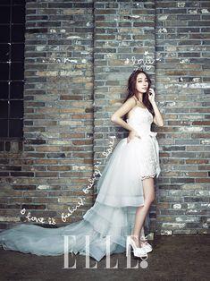 Lee Min Jung - Elle Magazine September Issue 13