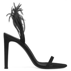 FENICE - Sandals - Black | Giuseppe Zanotti - USA