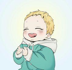 he's an angel 👼 Bebe Anime, Bl Webtoon, Sonic Fan Characters, Disney Characters, Fictional Characters, Familia Anime, Anime Family, Anime Reccomendations, Anime Child