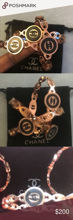 Chanel Bracelet Chanel bracelet   All 3  for one price Chanel Accessories