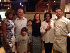 Oprah spotted at restaurant in Winston-Salem