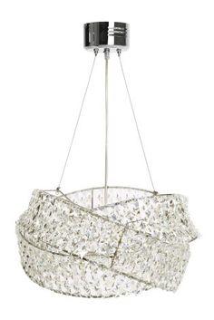Buy Venetian 5 Light Mink Chandelier from the Next UK online shop. maybe for master bedroom?