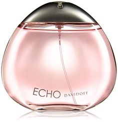 cool Echo By Davidoff For Women. Eau De Parfum Spray 3.4 Ounces