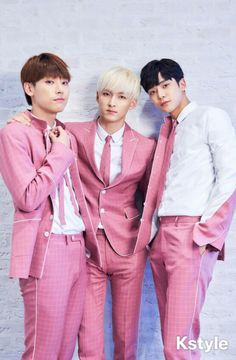 Inseong, Zuho & Rowoon // SF9