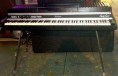 FENDER RHODES STAGE 88 MK II FREE DELIVERY* $222 Electric Piano, Rhodes, Free Delivery, Stage, Places, Projects, Ebay, Log Projects, Blue Prints