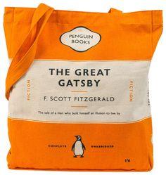 Regalos fabulosos para lectores: Bolsa de Penguin para libros