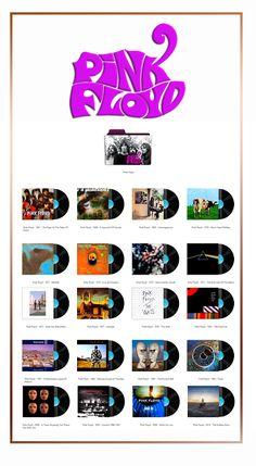 Album Art Icons: Pink Floyd