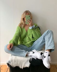 Women shoes Sandals Casual - Cute Women shoes Flats - Women shoes For Work Casual - Women shoes High Heels Black - Vintage Outfits, Retro Outfits, Cute Casual Outfits, Green Outfits, Vintage Clothing, Green Clothing, Fashion Vintage, Indie Outfits, Fashion Outfits