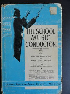 The School Music Conductor