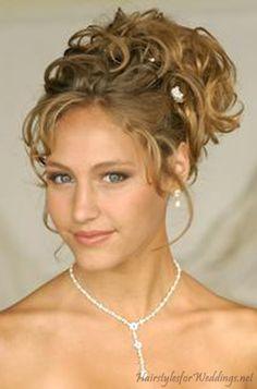 short wedding updo hairstyles | Wedding Updos For Medium Hair | Chic Wedding Hairstyles