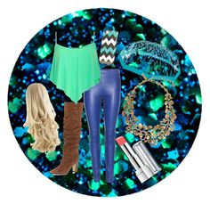 """""""Ocean Breeze"""" by sparklemaster on Polyvore"""