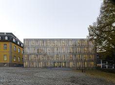 Folkwang Library,© Stefan Müller