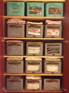 Organized closet... 31 style!
