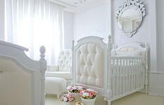 Não quer um quarto de bebê com nenhum tema específico?!? Venha conferir ideias inspiradoras para um quarto de bebê sem tema, mas cheio de charme!