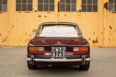 Classic Car News Pics And Videos From Around The World Alfa Romeo Gtv 2000, Alfa Romeo 1750, Alfa Romeo Giulia, Alfa Gtv, Crate Engines, Best Muscle Cars, Automotive Art, Sport Cars, Ferrari