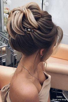 Elstiles wedding hairstyles high updos #weddings #weddinghairstyles #weddingideas #hairstyles