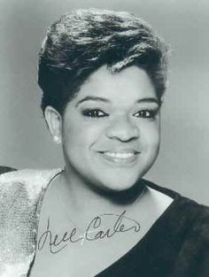 Nell Carter, 1948 - 2003. 54; actress, singer.