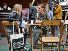 The Amsterdam Coffee Festival: May 15-17 at the NDSM wharf | http://www.yourlittleblackbook.me/the-amsterdam-coffee-festival-2015/