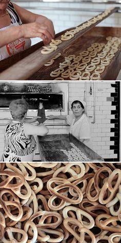 making tarellla....calabria