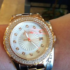 Just bought a Champagne colored watch!