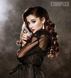 Ariana Grande #romantic #diamond #complex