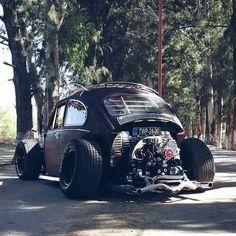 Vw Rat Rod, Volkswagen, Rat Look, Baja Bug, Vw Cars, Vw Beetles, Amazing Cars, Cool Cars, Antique Cars