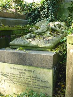 I know hanging out in a cemetery on a weekend sounds a bit morbid but last Sunday that is exactly what we did. Highgate Cemetery London, The Last Goodbye, The Magnificent Seven, Cemetery Art, British Isles, Garden Sculpture, Sculptures, Perfume Bottles, Around The Worlds