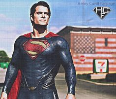 Henry Cavill-Man of Steel (2013)-Official Trailer #3 Screencaps-18, via Flickr, Screencap & editing by KP for the HCF!