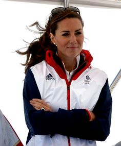 The 70 Best Pictures Of Kate Middleton The Duchess Of Cambridge. Don't trust all of the press with their dates of events. This is at the London Olympics day 10 which was prior to 1997 if I remember right.