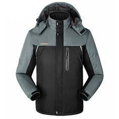 129a2a4528 Winter Jacket Men Women OutWear Warm Sportswear Thick velvet Jacket  Windbreaker Jackets jaqueta masculina Plus size