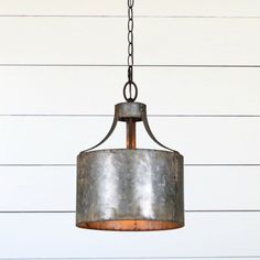 Pendant Galvanized Round Pendant Light How To Choose The Best Dehumidifier The dehumidifier Porch Pendant Light, Round Pendant Light, Rattan Pendant Light, Rustic Pendant Lighting, Globe Pendant Light, Pendant Light Fixtures, Pendant Lights, Pendant Lamps, Wood Bead Chandelier