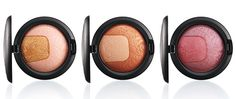 Mineralize Skin Finishes (Centre of Attention, Perfectly Poised, Scene to be Seen) ~ MAC Divine Night Collection