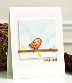 Paper Smooches: Thanks...