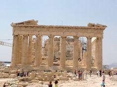 Acropolis, Athens august 2012
