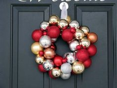 This is pretty. I need a new wreath