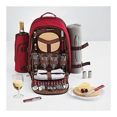 Picnic Backpack | Engagement Gifts For Couples