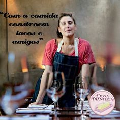 Concordamos com a guapa Paola Carosella. #cook #paolacarosella 🌱🐟🐄🍫🍰 @donamanteiga #donamanteiga #danusapenna #amanteigadas #gastronomia #food #bolos #tortas www.donamanteiga.com.br