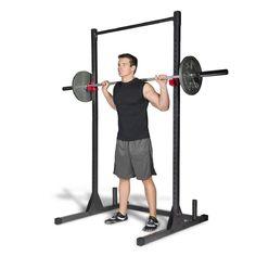 Fitness Equipment Exercise Machine Home Gym Strength Barbell Rack Trx Body Train