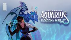 Aquarius the Book of Mer by Afua Richardson — Kickstarter