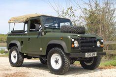 1986 Land Rover Defender 90 diesel