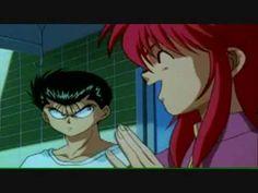 Earth to Toddler Bitch (Yusuke & Kurama Funny moment)