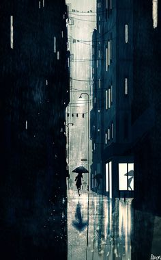 Downpour. #pascalcampion