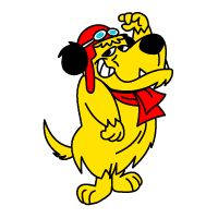 MUTLEY!!! He had the best laugh!!!