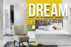 COURTS Pin It to Win It - #MyDreamHome (Bedroom Category)