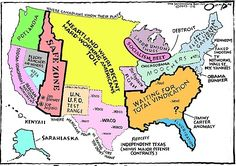 How Republicans see the USA